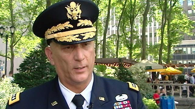 PHOTO: General Ray Odierno