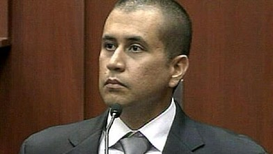 Zimmerman: Charged and Jailed