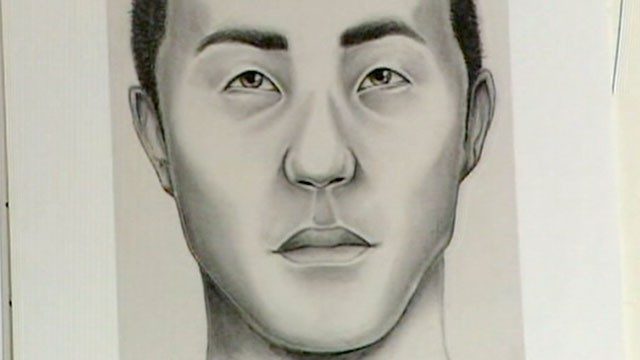 PHOTO: Police sketch of suspected Gilgo Beach serial killer.