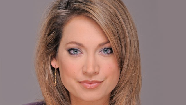 PHOTO: In this undated photo is the new GMA weekend weather anchor, Ginger Zee.