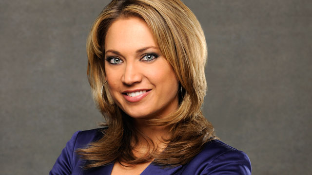 """PHOTO: Ginger Zee is the weather anchor for ABC News weekend edition of """"Good Morning America."""""""