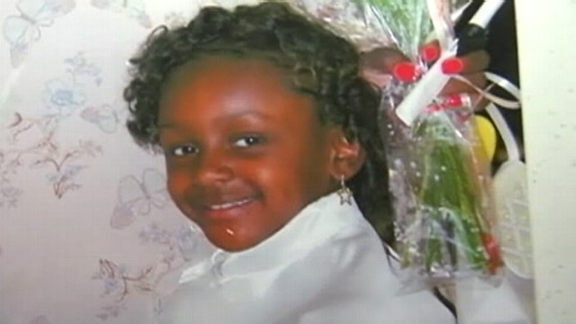 Chicago Girl Shot in Back