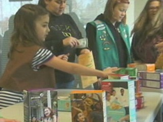 Girl Scouts Hoaxed on 6,000-Box Cookie Order