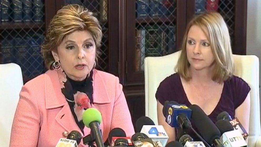 PHOTO: Gloria Allred and Bronwyn Ingram