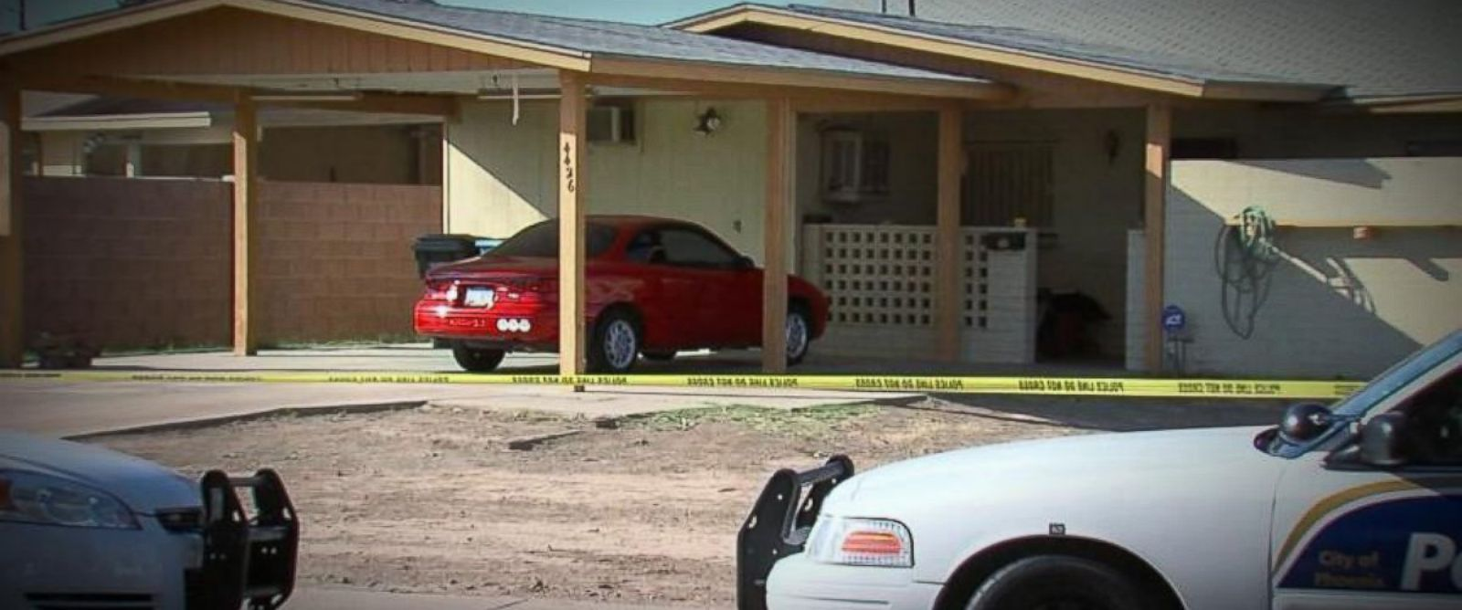 PHOTO: A widow in Phoenix, Ariz. shot a home invader on Sept. 3, 2014.