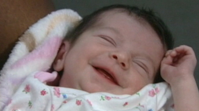 Cops Use Abandoned Baby Chloe's Tooth in Search for Parents