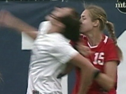 VIDEO: Worst Sportsmanship? Dirty Soccer Video Goes Viral