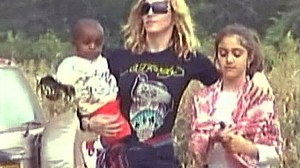 VIDEO: Madonna Adoption Controversy