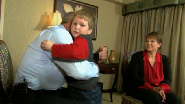 PHOTO: The mother of Ethan, the 6-year-old boy held hostage in a nearly week-long standoff in Alabama, describes her son's recovery in an interview with Dr. Phil.