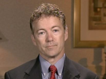 VIDEO: Rand Paul criticizes the Obama administrations treatment of BP.