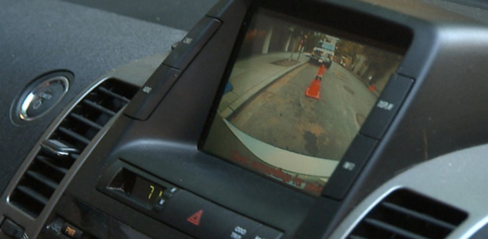 PHOTO: Safety advocates are suing the National Highway Traffic Safety Administration, saying it is dragging its feet and ignoring Congress by failing to pass a rule requiring rear view cameras.