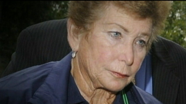 PHOTO: Murder charges were dropped against the U.S. Open tennis referee Lois Goodman.