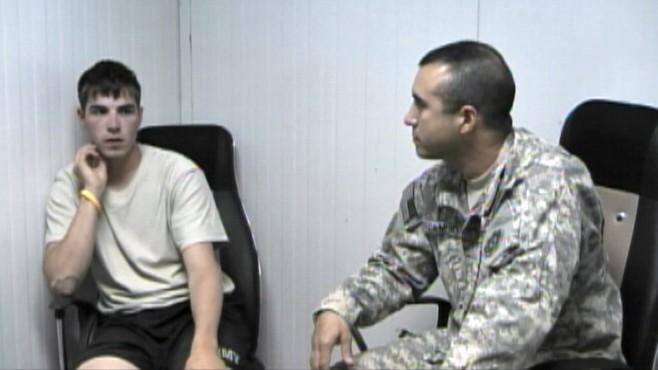VIDEO: Jeremy Morlock says army sergeant led killing of innocent Afghan civilians.
