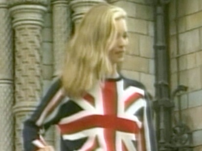 VIDEO: Supermodel Kate Moss sparks controversy for promoting skinniness.