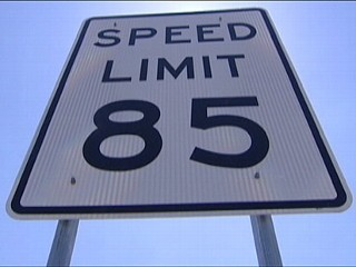 Texas to Open 85 MPH Highway