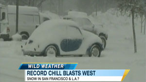 PHOTO Wild Winter Weather