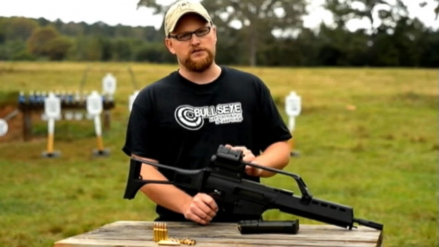 YouTube channel covers subjects including shooting, gunsmithing, handloading, and gun tests.