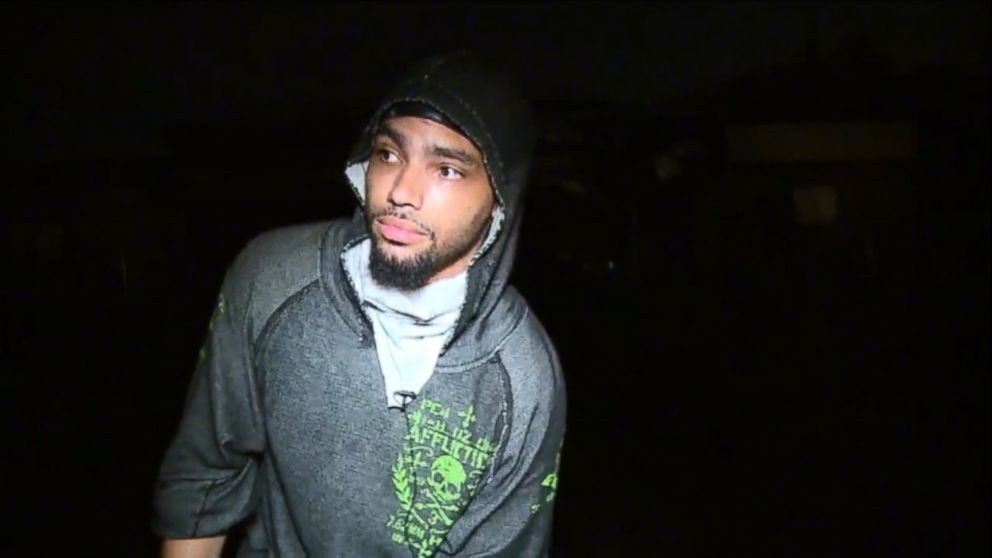 "PHOTO: ""Nightline"" embedded with a rapper and young activist who goes by the name Haiku. His documentation on social media from the streets of Ferguson has turned the 29-year-old into a sort of viral sensation."