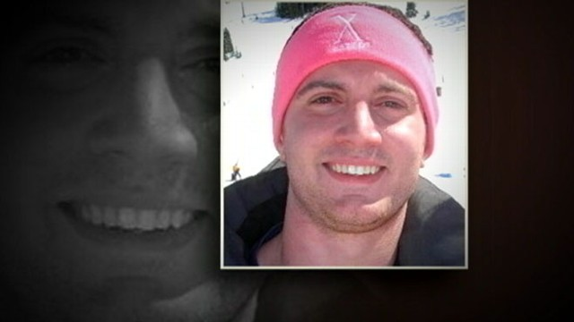 VIDEO: Alex Teves girlfriend and father discuss the slain 24-year-olds act of heroism.