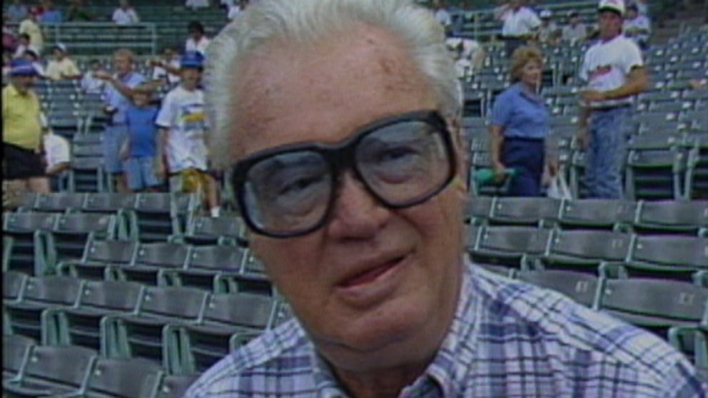 harry caray menu