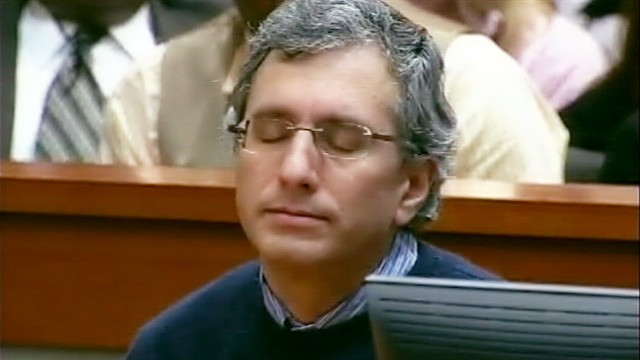 Hemy Neuman reacts after the jurys verdict is read in his murder ...