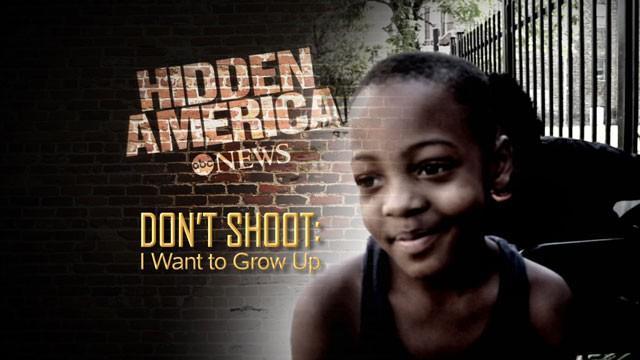 "PHOTO: ABC News hosted a summit, ""Hidden America: Don't Shoot I Want to Grow Up,"" in Chicago to talk about how gang violence is affecting the city and what can be done to stop it."