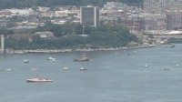 Plane and Helicopter colide of NYC's Hudson River