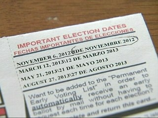 Ariz. Elections Department Flubs Date