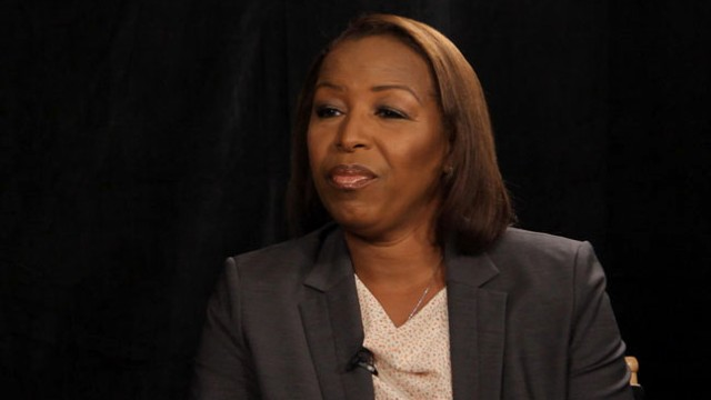 VIDEO: Basketball Legend Cynthia Cooper-Dyke
