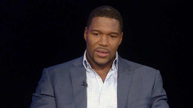 In the Game with Michael Strahan