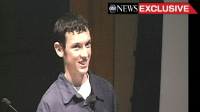 PHOTO: ABC News has obtained exclusive video and photos of Colorado shooting suspect James Holmes. The video was recorded six years ago when Holmes was 18.