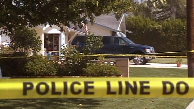 PHOTO: Simi Valley, Calif. home of Janice Somple, who was stabbed to death.