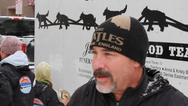 VIDEO: Scott Janssen says he would sacrifice himself to a moose to save his animals.