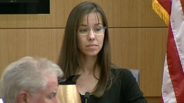 PHOTO: Jodi Arias is seen during her court trial, Feb. 25, 2013.