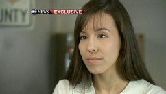 PHOTO: Jodi Arias in an interview with ABC's Ryan Owens, May 21, 2013.