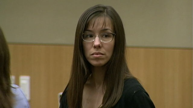PHOTO: Jodi Arias appears in court for her murder trial at the Maricopa County Superior Court, Jan. 31, 2013, in Phoenix.