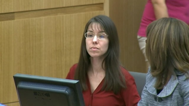 Jodi Arias Nervous and Crying As She Told One Final Lie About Killing