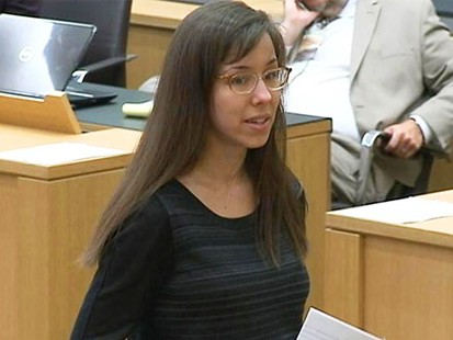 Jodi Arias Begs to Be Spared Death
