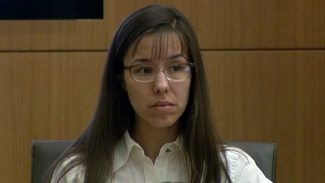 PHOTO: Jodi Arias appears in court for her murder trial at the Maricopa County Superior Court, Feb. 19, 2013, in Phoenix.