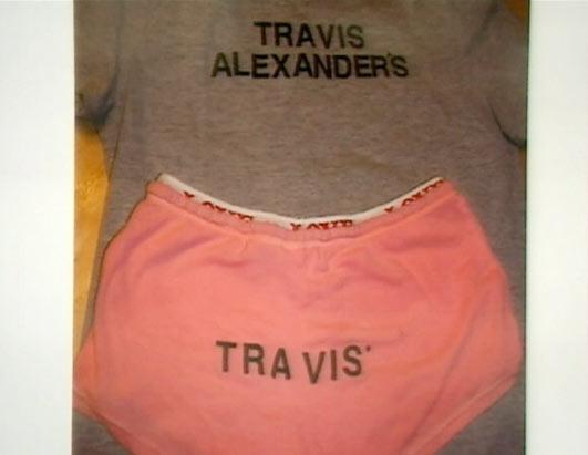 Jodi Arias Underwear