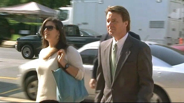 PHOTO: The trial of John Edwards is expected to hear from a former campaign aide who was fired after a yelling match about Edwards mistress Rielle Hunter.