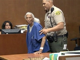 Woman, 82, Held in Doctor Office Burglaries