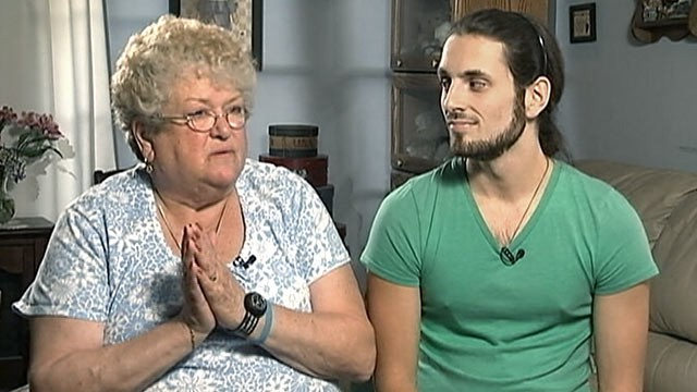 PHOTO: Bullied bus monitor Karen Klein finally got to meet anonymous benefactor Max Sidorov who began the website that raised more than $659,000 for her.