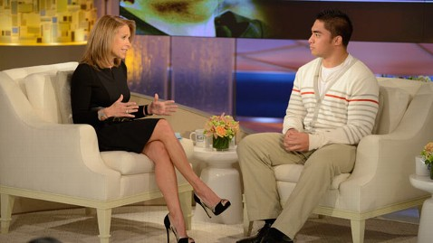 abc katie couric manti teo lpl 130123 wblog Nightline Daily Line, Jan. 24: Manti Teo Listens to Girlfriends Voicemails With Katie Couric
