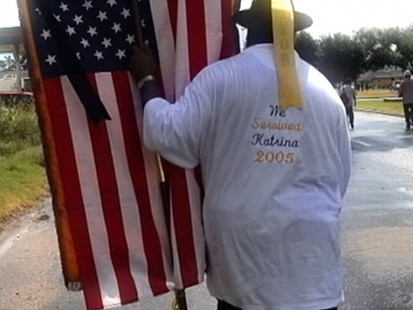 VIDEO: A collection of photos shows changes in New Orleans since Hurricane Katrina.