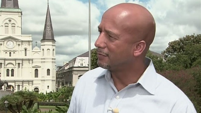 VIDEO: Former New Orleans mayor says the city is