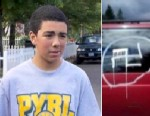 PHOTO: An interracial family in Oregon filed a report with police after they discovered a swastika painted on their minivan, police told ABC News.