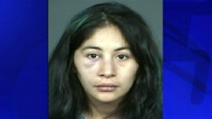 VIDEO: California police say Gabriela Espinosa admitted to drowning her boy in a hotel bathtub.