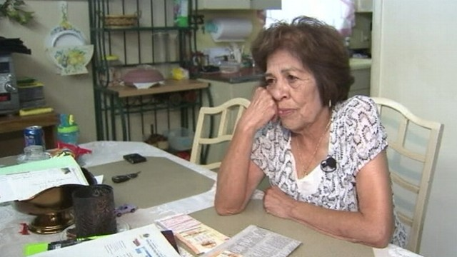 VIDEO: California woman thought she won jackpot after newspaper printed wrong numbers.