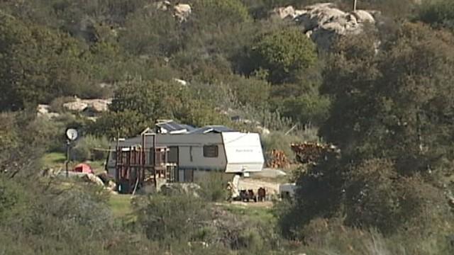 VIDEO: Sgt. David Martinez describes crime scene in a Portero, Calif., mobile home.